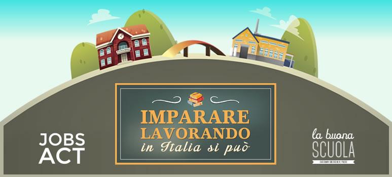 IL SISTEMA DUALE 2016 - IMPARARE LAVORANDO IN ITALIA